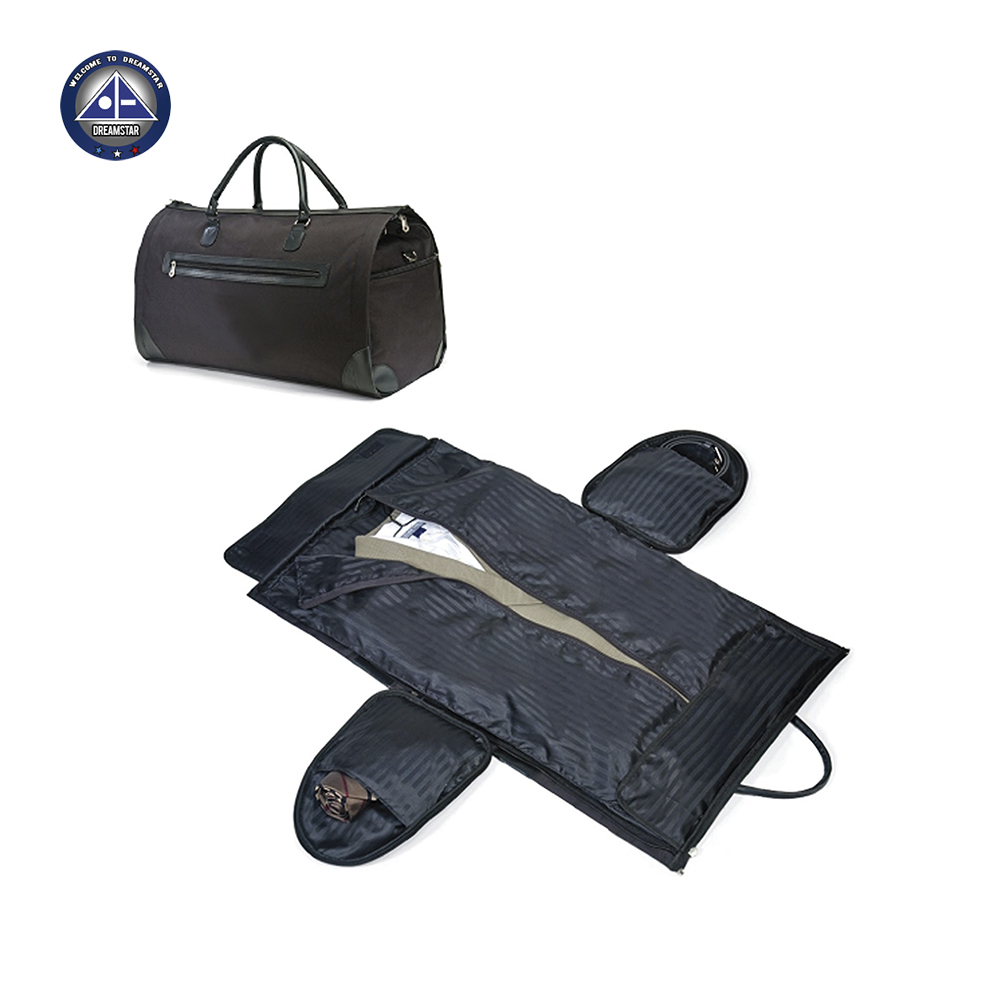 "Business Travel Suit Bag, 37"" Travel Garment Bag Convertable To Duffle Bag"