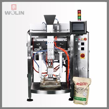 Automatic Operate Premade pouch packing machine