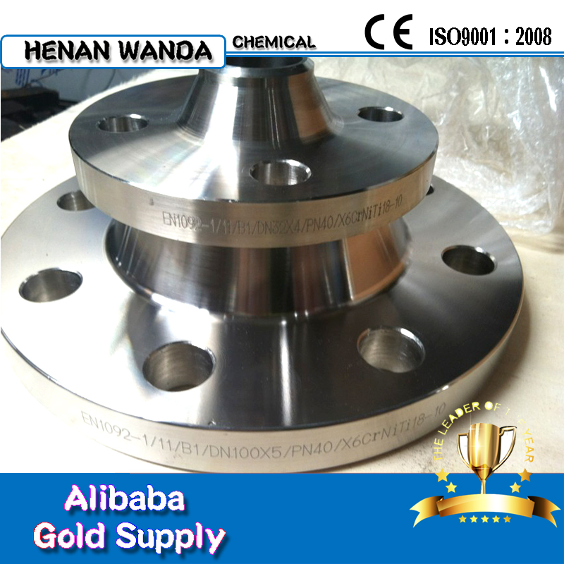 pipe flange stainless steel pipe 316l pipe fittings flange