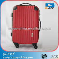 New fashional desgin abs travel luggage cover