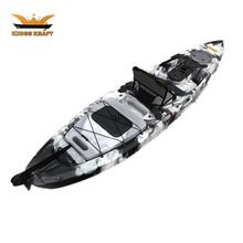 cheap single sit on top electric fishing boat motor drive kayaks