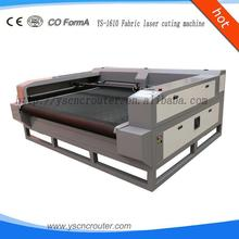 cnc engraving machine 1630 fabric die board laser cutting machine