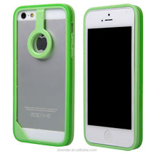 New For Apple iPhone 5 5S Silicone Gel TPU Bumper Mobile Phone Case Cover