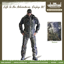 True Adventure TA1-001B Wholesale Men Suit Good Breathable Military Jacket And Pants