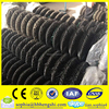 factory supply used 9 gauge pvc coated chain link fence