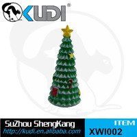 Merry Christmas tree pet squeaky toy for dog XWI002
