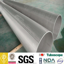 ASTM A312 TP304L welded stainless pipe and tube