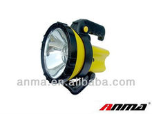 rechargeable spotlight AM-MD-116