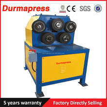 JY-40 Flat Iron, Round Pipe, Channel Steel and Angle Iron Five Rollers Rolling Machine with 5 years warranty service
