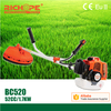 52cc brush cutter with 2 stoke engine BC520 CG520 BG520