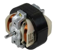 6 inch small AC motor YJ58 motor shaded pole motor