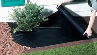 High quality agriculture black plastic film / plastic ground cover
