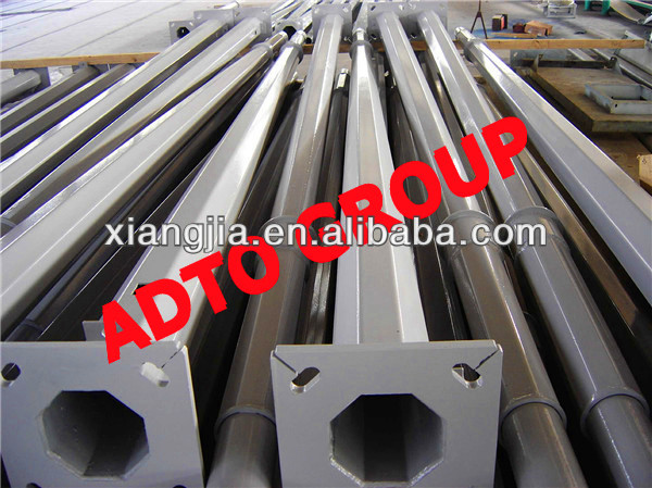 steel gate pole made in China for China