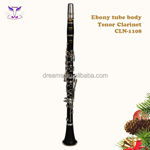 Clarinette Rosewood Turkish G Key Clarinet for sale