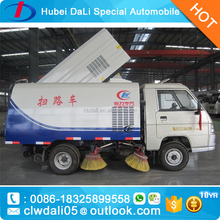 road marking truck vacuum road sweeper for sale