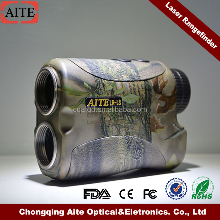 Outdoor Hunting Laser Rangefinder Scopes