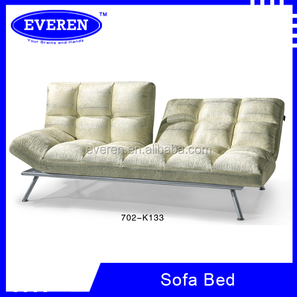 Latest Design Modern adult single beds Classic Fabric Sofa