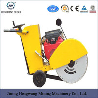450mm road machine Concrete cutter/Asphalt cutting machine