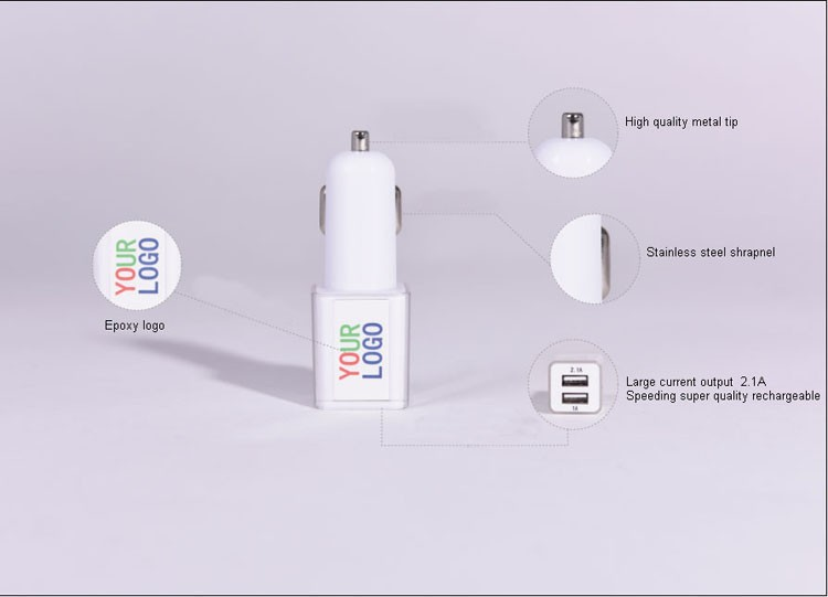 dual usb car charger for asus zenfone 5