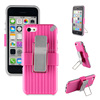 BC-05 Metal Belt Clip Case For iPhone5, Stand mobile phone cover case for Iphone 5s