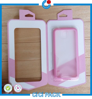 New brand blister phone case plastic packages for iphone 6 case