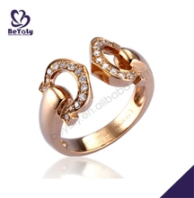 Fashion wholesale exquisite High Quality 1 Gram Gold Ring