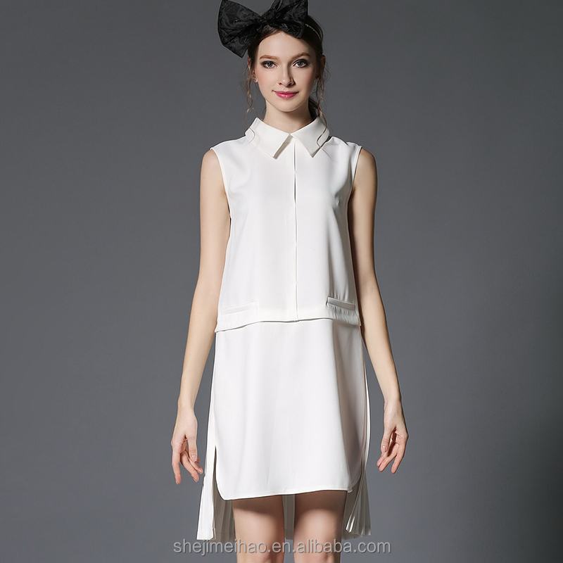 woman clothing tassel asymmetrical casual dress