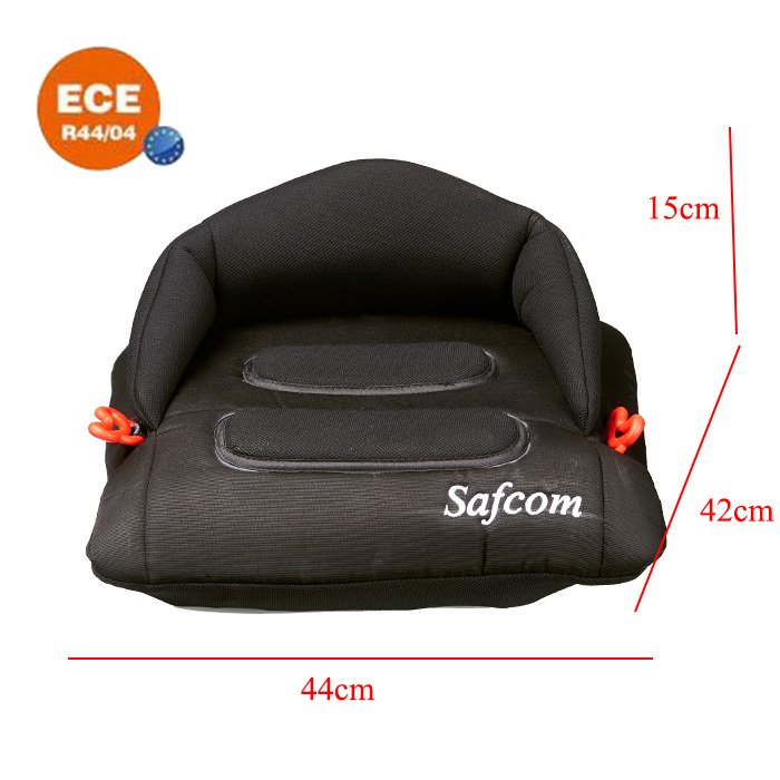 YY09 FMVSS213 Inflatable booster child car seat for Group 2+3 (15-36kg )