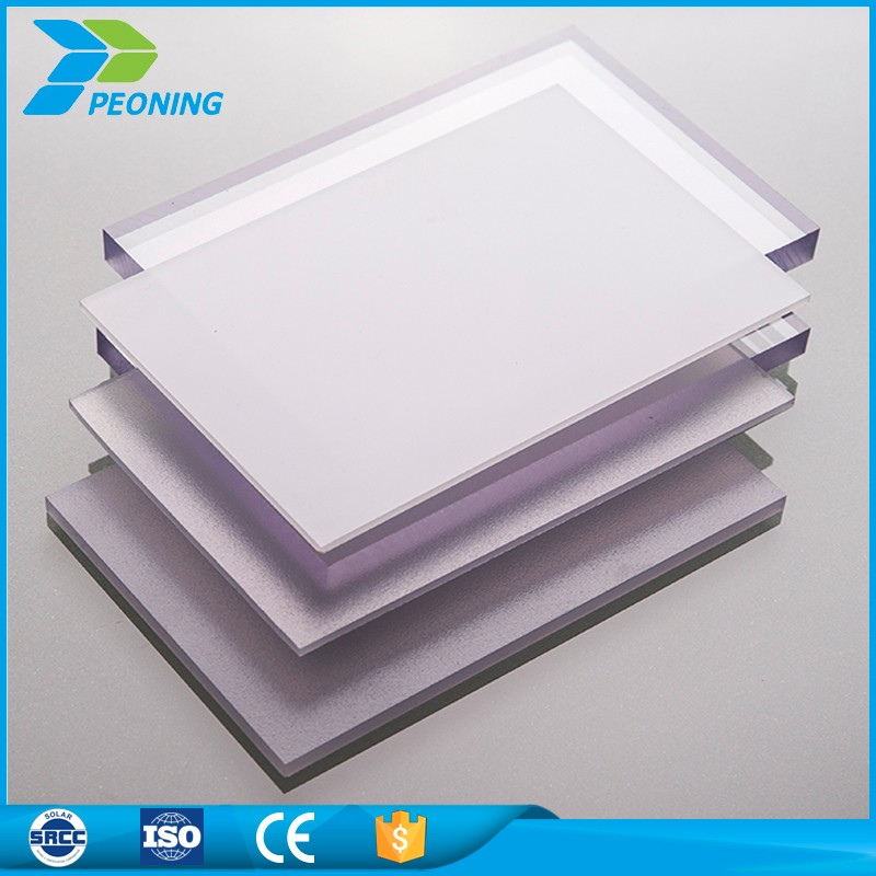 4mm bayer clear polycarbonate sheets