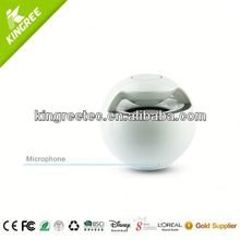 Particularly recommend mushroom design active bluetooth ceiling speaker with FM radio&LED light