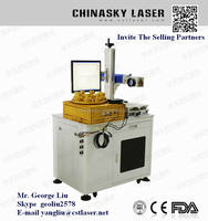 for razor / CO2 laser marker / Fiber Laser Marking Machine Price