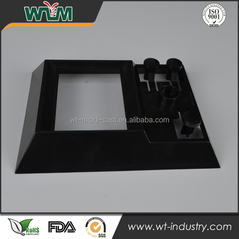 OEM custom mould ABS plastic case&cover part plastic injection molding parts