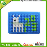 Silicone case for 7 inch tablet pc