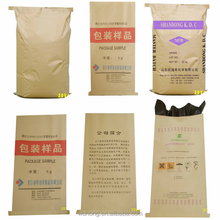 Cement industrial use kraft paper valve bag cement packaging kraft bag