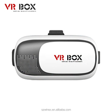 3D Glasses Virtual Reality VR BOX 2.0 VR Glass With Tempered Glass Screen Protector