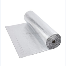 Factory price aluminum foil thermal insulation waterproof building material used for roof