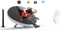 Android 5.1 Tablet PC speaker wifi+bluetooth+camera+HDMI