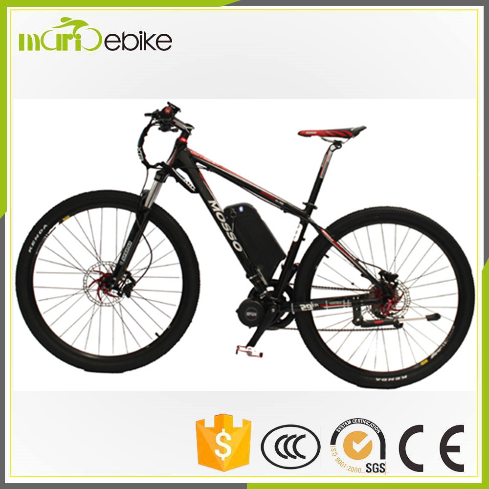 750w 48v hidden battery electric bicycle Mountain ebike 11.6ah with MOSSO Frame
