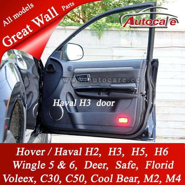 High quality great wall hover H3 body parts