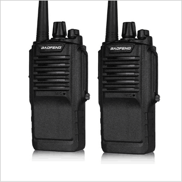 Baofeng waterproof BF-9700 UHF 400- 480MHz Waterproof Baofeng Portable Walkie Talkie