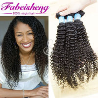 Fabeisheng hair 30inch 6A fashion Deeep Curly Indian virgin human hair extensions china manufacturer directory