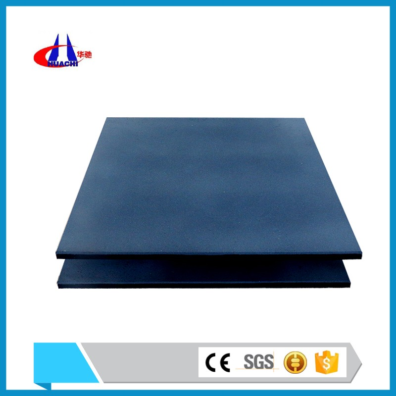 New product 20mm thickness rubber floor mat recycled rubber underlay