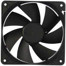 120mm DC 12v axial flow vacuum cleaner fan long life cooling fan