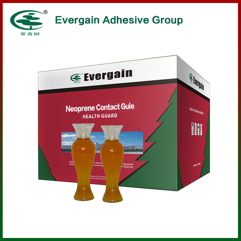 Evergain super heat-resistance strong viscidity neoprene rubber contact cement for general purpose