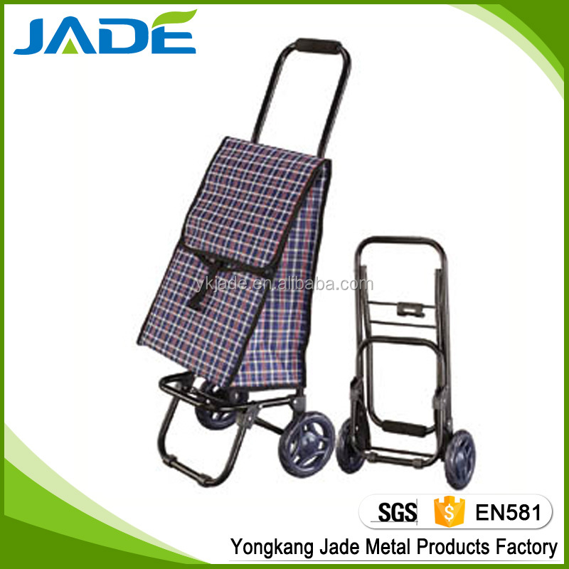 Outdoor furniture China grocery cart supermarket shopping cart
