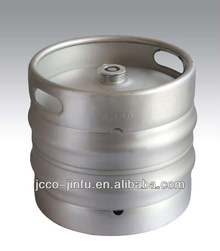 new advanced 30L kegs for beer and water