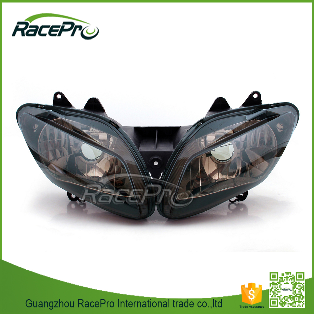Custom Large Motorcycle Headlight for Yamaha YZF R1 (2002-2003)