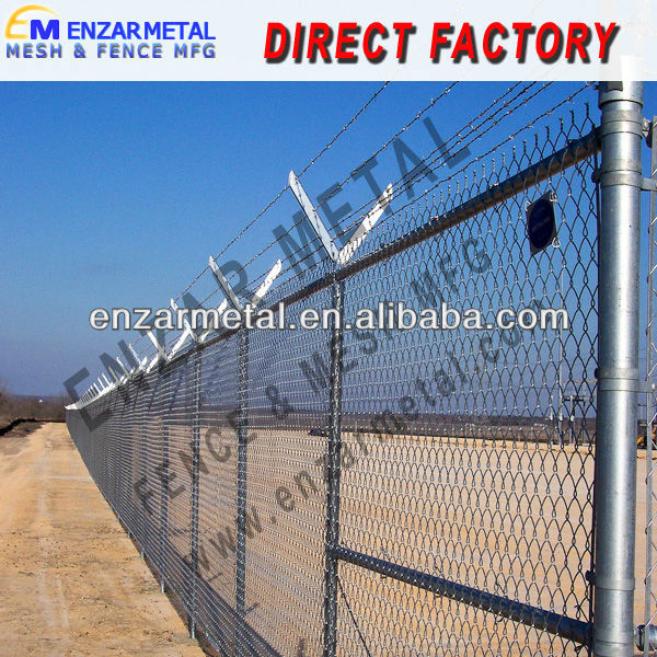 Chain Link Fencing/Framework/Fittings and Gates