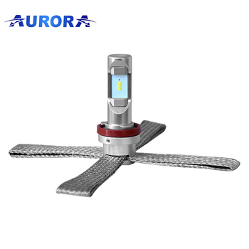 Auroar Smallest H16 Xhp50 Led Headlight Auto S7 Head Light Lamp