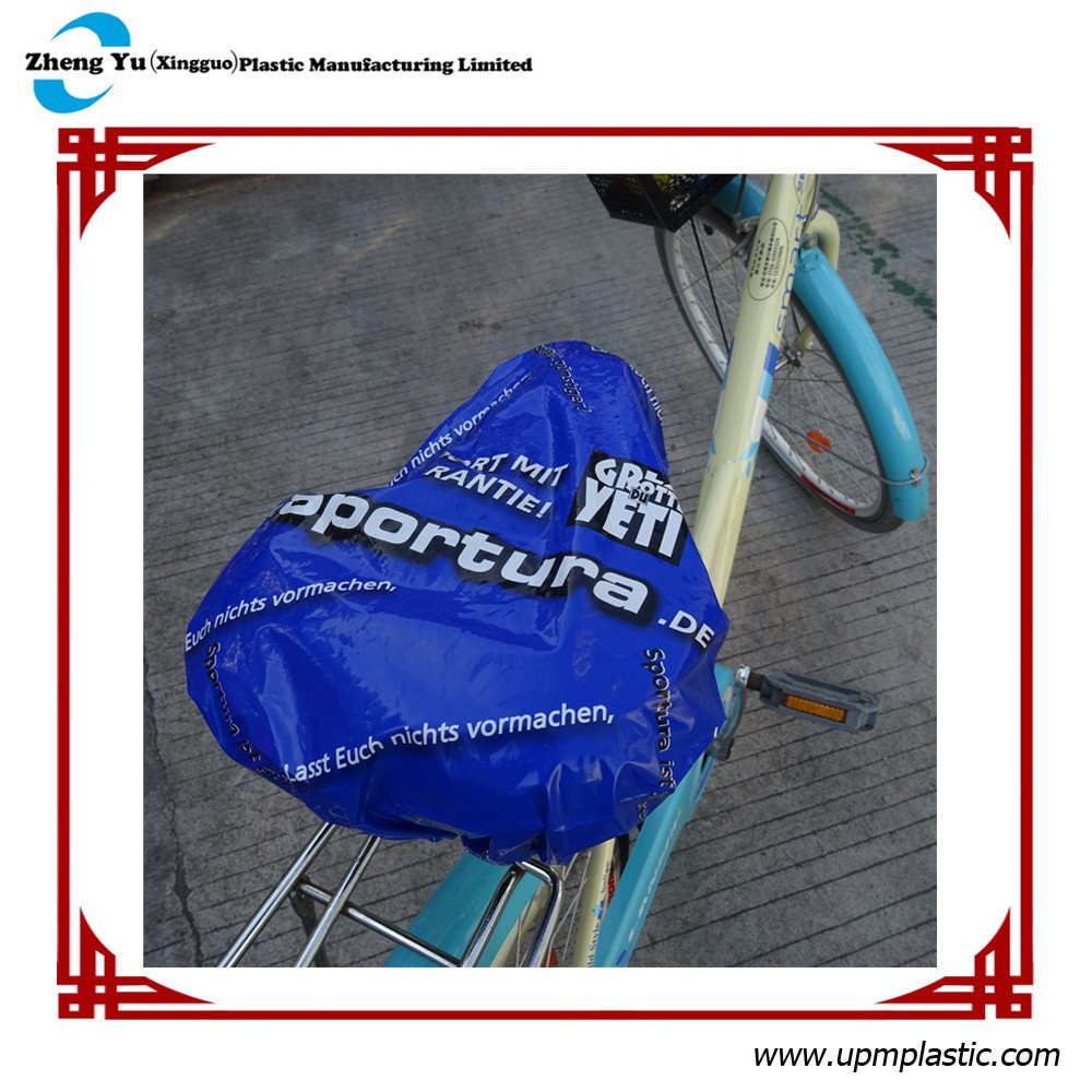 Promotional Custom Bicycle Seat Cover